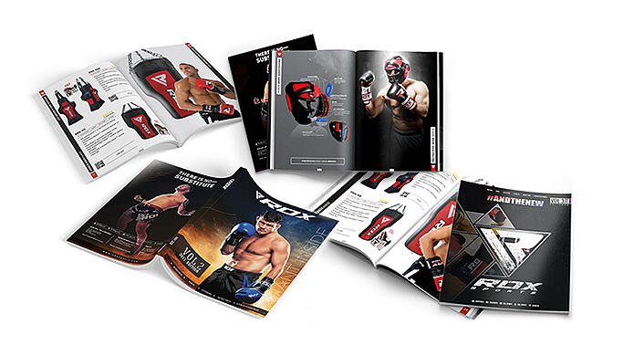 RDX Sports Catalogue 2018