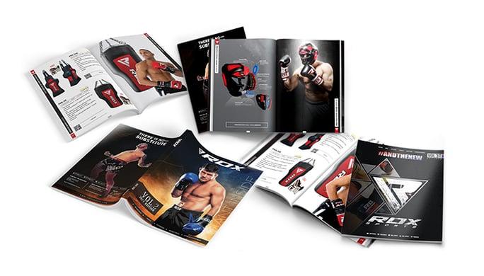 RDX Sports Catalog 2018