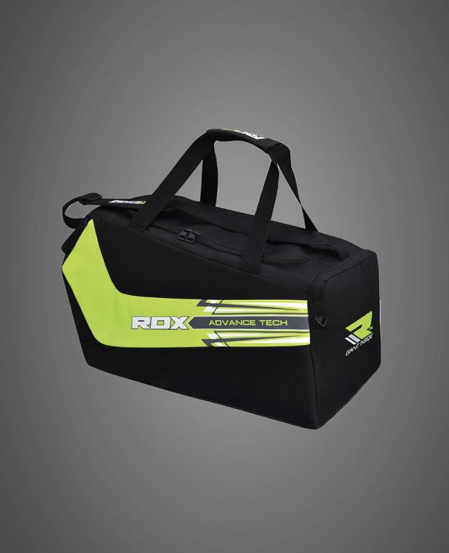 Vente en gros de sacs de sport de boxe vert et noir avec compartiment à chaussures Fabricant Fournisseur Royaume-Uni Europe