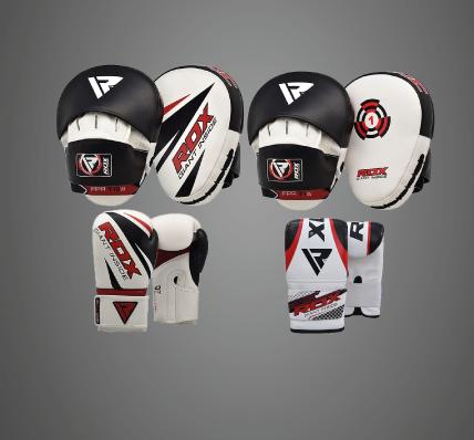 Atacado de Boxe a Granel Focus Pads Gloves Mitts Set Equipment Gear Manufacturer Fornecedor UK Europa
