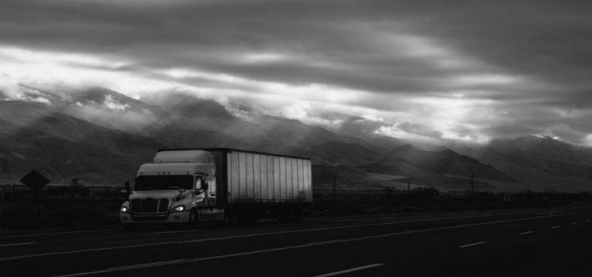 distribution truck1