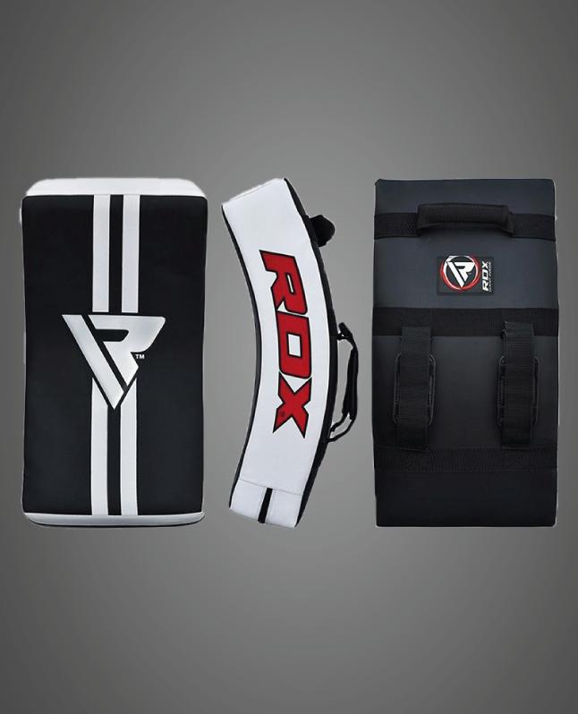 Wholesale Bulk Curved MMA Kick Shields Equipment Gear Manufacturer Supplier UK Europe