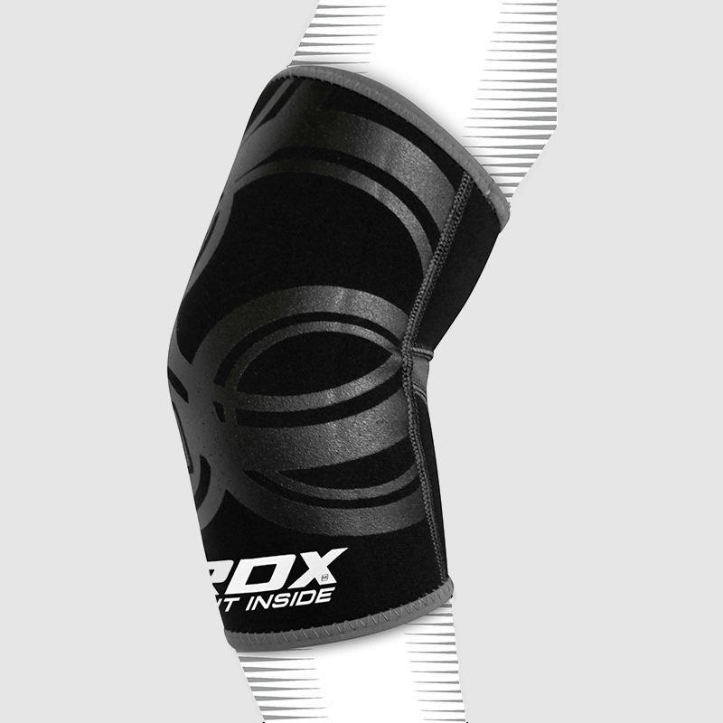 Vente en gros de Manchons de compression pour coudes antidérapant en néoprène noir Fabricant et fournisseur UK Europe USA