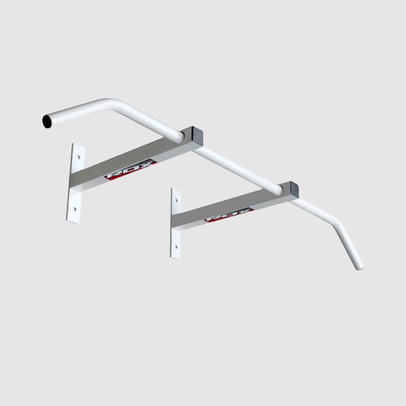 Wholesale White Steel Chin Up Pull Up Bar Wall Mount for Strength Training Workouts Manufacturer Supplier UK Europe