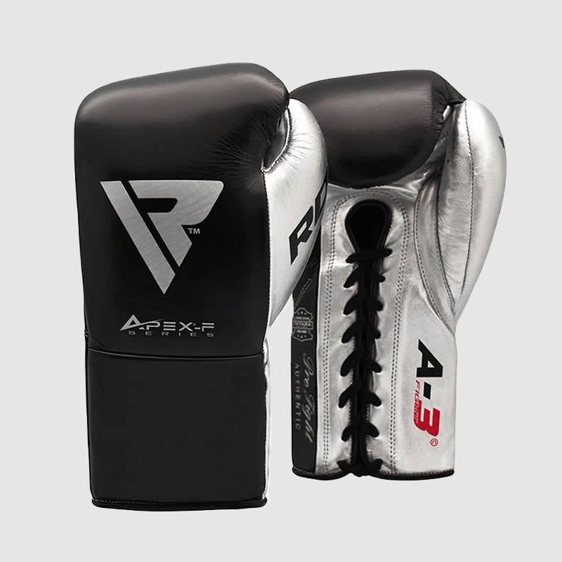 Wholesale BBBOFC & NYAC Approved Leather Lace Up Boxing Fight Gloves Bulk Supplier & Manufacturer in UK Europe USA