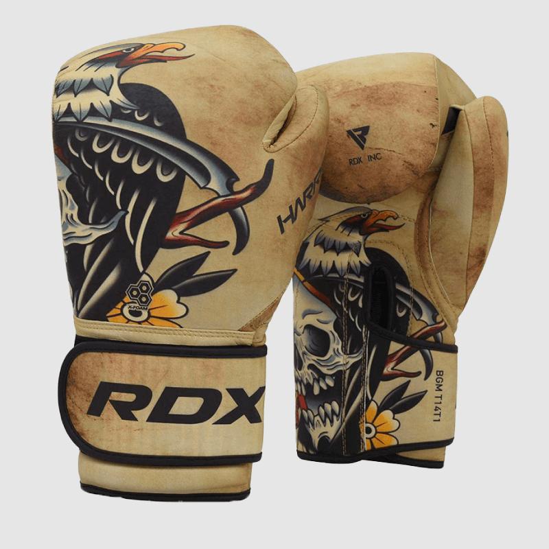 Wholesale Tattoo Vegan Leather 10oz 12oz 14oz 16oz Boxing Training Gloves Bulk Supplier & Manufacturer in UK Europe USA