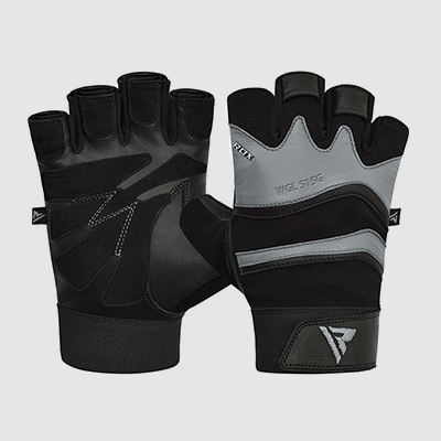Wholesale Leather Gym Fitness Gloves with Short Straps For Professionals Manufacturer Supplier UK