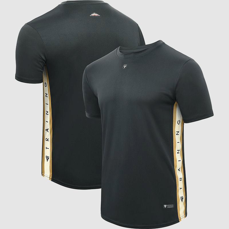 Großhandel Graues Polyester-Halbarm-T-Shirt mit halben Ärmeln Hersteller & Großhändler UK Europa USA