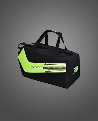 Wholesale Bulk Green & Black Boxing Duffle Bags with Shoe Compartment Manufacturer Supplier UK Europe