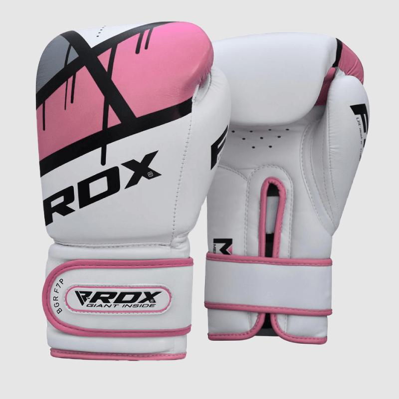 Vente en gros rose femelle Maya Hide qualité gants de boxe pour les femmes fabricant Fournisseur UK Europe