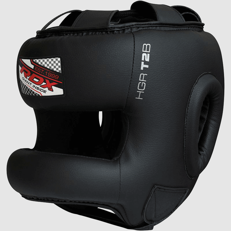 Vente en gros de casque noir avec barre de protection nasale en cuir Maya Hide Fabricant Fournisseur UK Europe USA