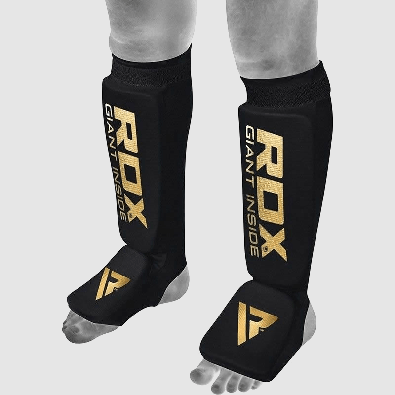 Wholesale Padded Shin Instep Protector Sleeves for MMA Fight Training Manufacturer Bulk Supplier UK Europe USA