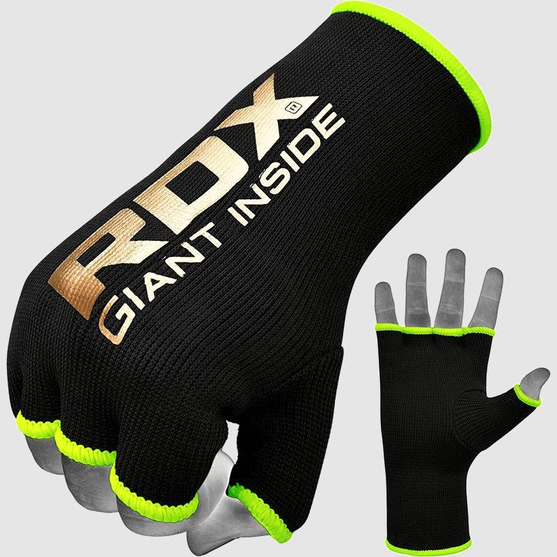 Wholesale Bulk Boxing MMA Inner Gloves in Green Hosiery Bulk Supplier & Manufacturer UK Europe USA