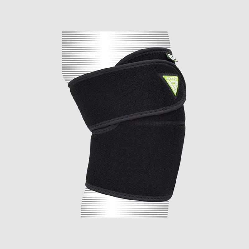 Wholesale Cotton Elasticated Double Strap Knee Brace