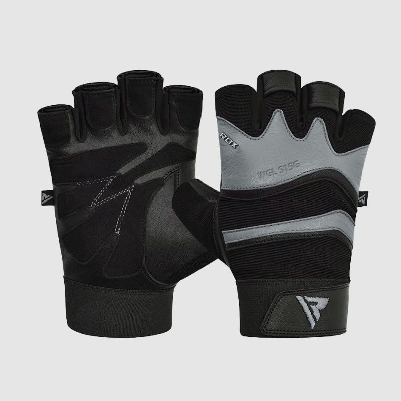 Wholesale Leather Gym Fitness Gloves with Short Straps For Professionals Bulk Supplier & Manufacturer UK Europe USA
