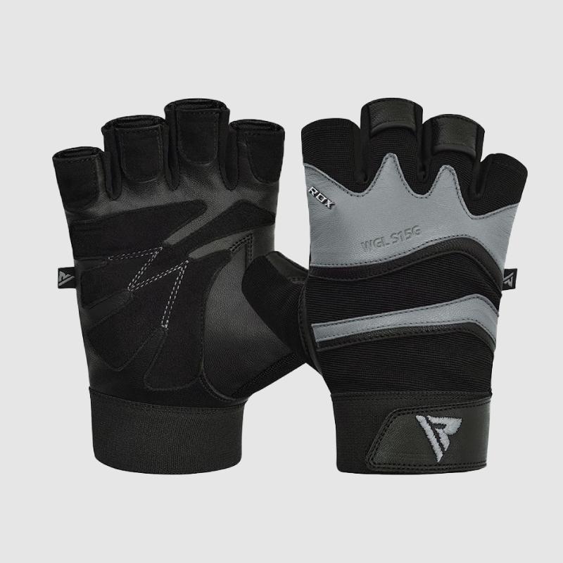 Großhandel Leder Fitness-Handschuhe mit kurzen Riemen für Profis Großhändler & Hersteller UK Europa USA