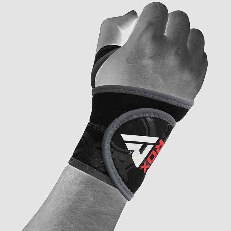 Vente en gros de Manchons de compression pour poignet avec Sangle réglable en néoprène noir Fabricant et fournisseur Royaume-Uni Europe USA